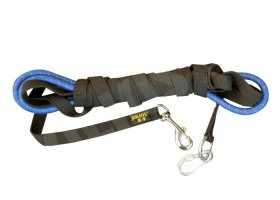 Bungee assisted training line with stop, 19.7 feed long