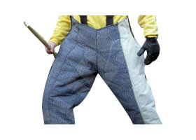 Full protection trousers -TRAINING- with Kevlar inlay