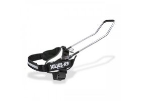 IDC blind guide dog harness, white