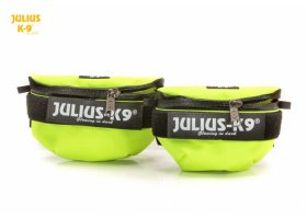 IDC® universal small sidebags for all harnesses! NEON