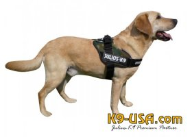 Julius K9-IDC powerharnesses -camouflage- 1