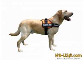 Julius K9 powerharnesses -orange- 3