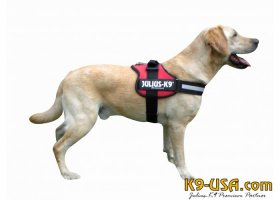 Julius K9 powerharnesses -red- Baby 2