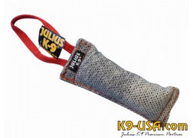 Tug, cotton/nylon, 7.87 x 2.2 inch