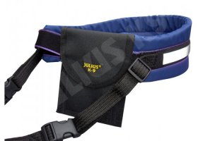 small bag for belt or powerharnesses