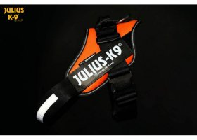 IDC powerharnesses -neon orange-