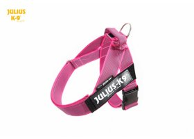 IDC color & gray belt harnesses, PINK