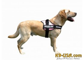Julius K9 powerharnesses -pink- discontinued modell!