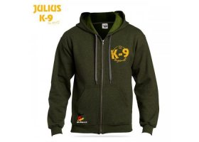 K-9 hooded sweater MEADOW