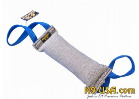 Tug, cotton/nylon, 9.85 x 2.17 inch