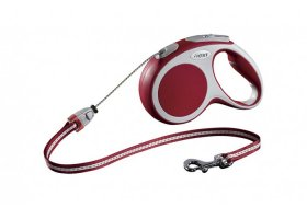 flexi VARIO M 5m cord leashes, 6 colors, for dogs->20kg